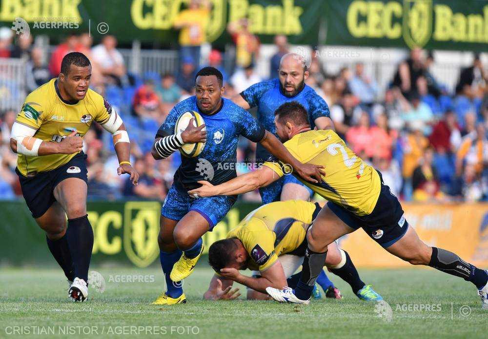Rugby: Timişoara Saracens şi CSM Ştiinţa Baia Mare, în finala SuperLigii CEC Bank