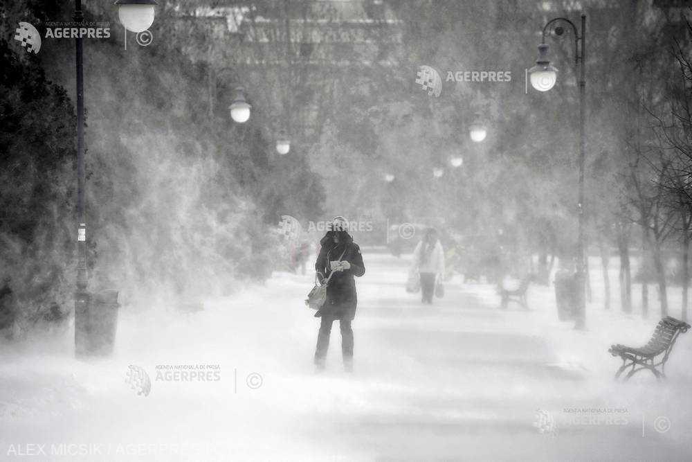 Prognoză meteo pentru Bucureşti: Ploi moderate şi rafale de vânt, sâmbătă şi duminică