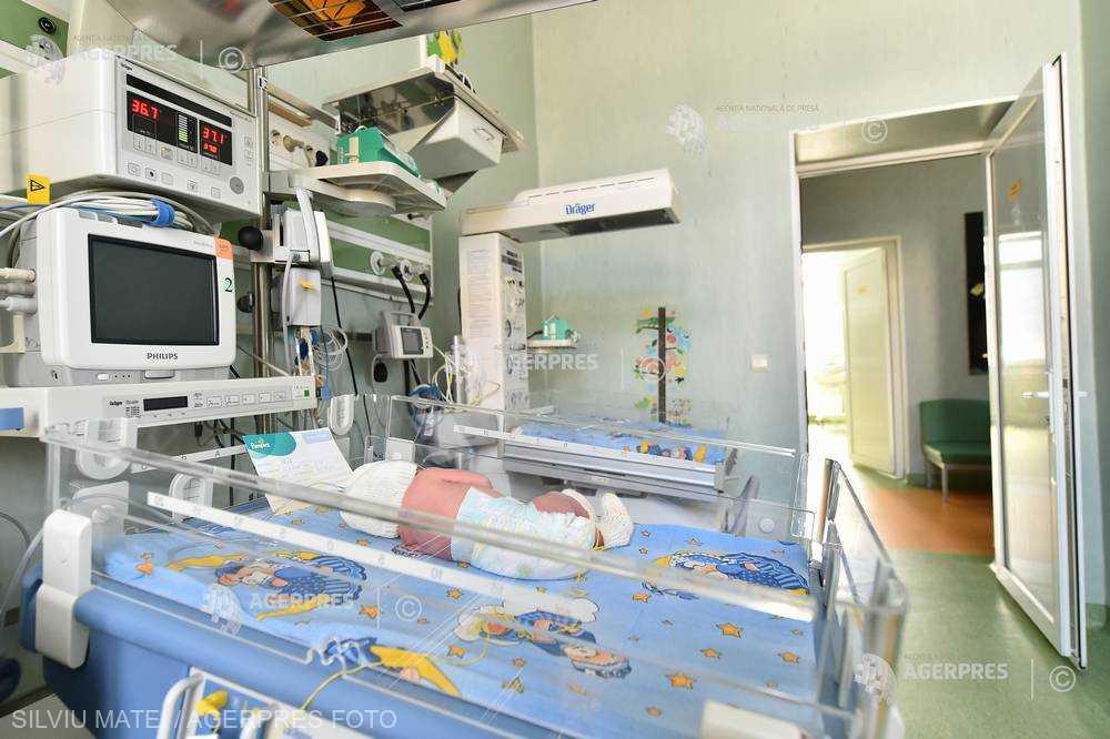 Timiş: Lucrările de modernizare a Maternităţii Bega, finalizate; investiţia - 1,5 milioane lei