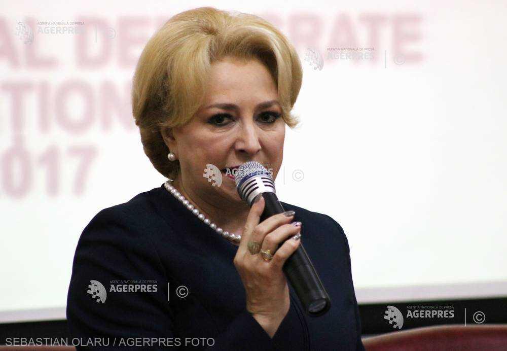 Viorica Dăncilă, propusă de PSD pentru funcţia de premier (fişă biografică)