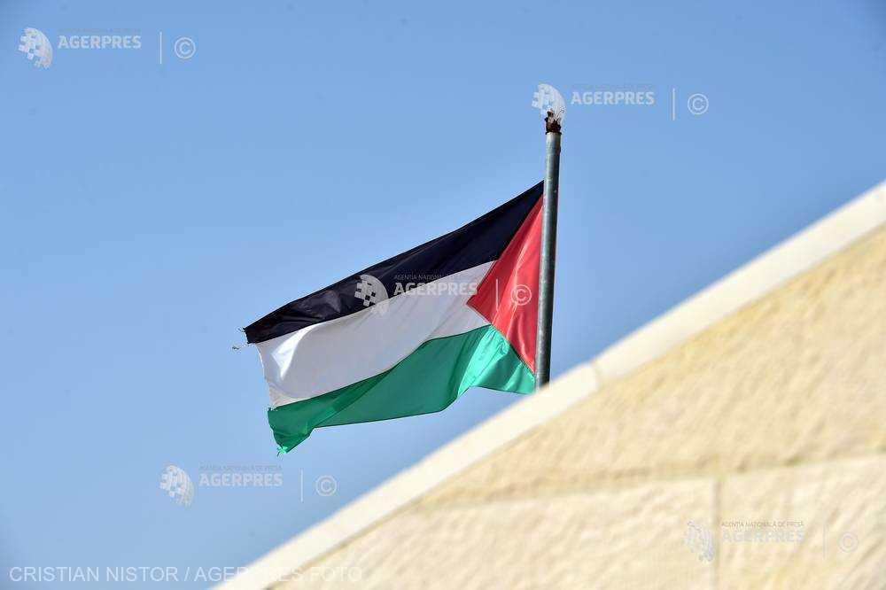 Palestinieni: Mutarea ambasadei României, o ''încălcare flagrantă a drepturilor palestiniene'' (dpa)
