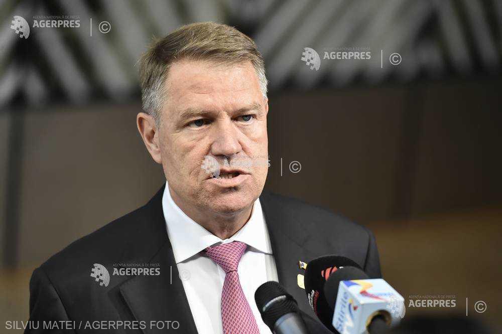 Iohannis: PSD-iştii trebuie să primească un răspuns după doi ani de rateuri şi îl vor primi pe 26 mai