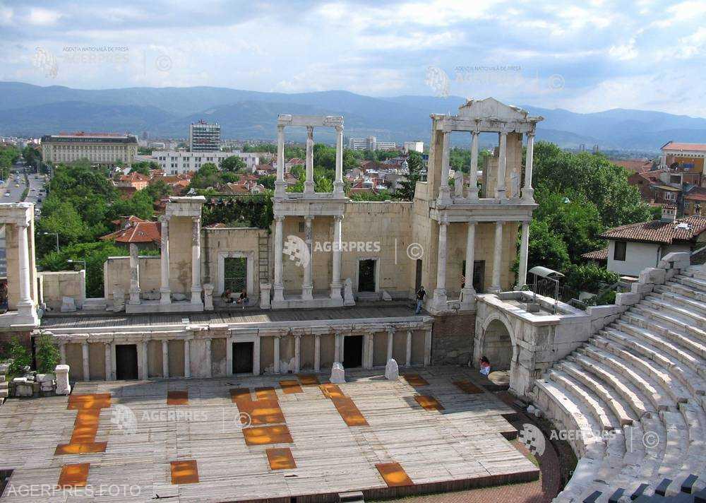 Plovdiv şi Matera, capitale europene ale culturii în 2019