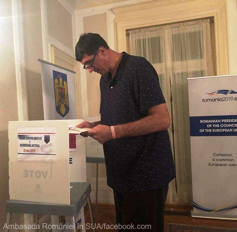 #europarlamentare2019 Votul în diaspora s-a încheiat