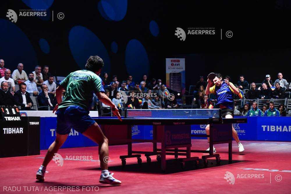 Tenis de masă: România - Belgia 1-3, la masculin, în preliminariile Campionatelor Europene din 2019