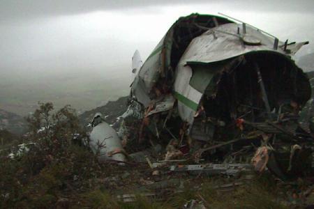Niciun supraviețuitor în urma prăbușirii unui avion nepalez