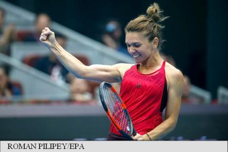 Simona Halep, prima româncă lider al clasamentului WTA (fișă biografică)
