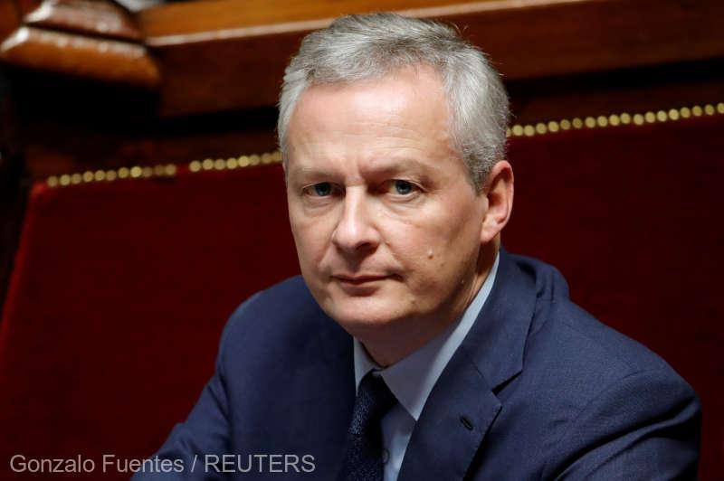 ''Vestele galbene'': Tulburările sunt o ''catastrofă pentru economia noastră'' (ministru francez)