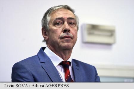 Fostul șef al CNAS Marian Burcea rămâne în arest preventiv