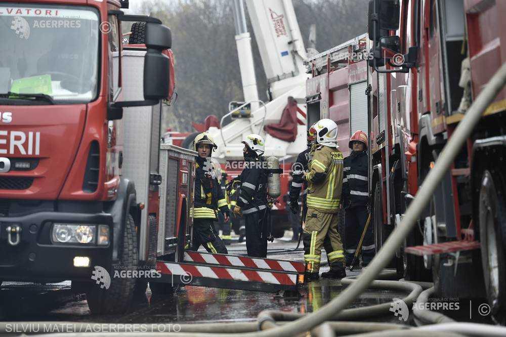 IGSU: Peste 1.000 de persoane au murit în incendii produse în ţară în ultimii şase ani