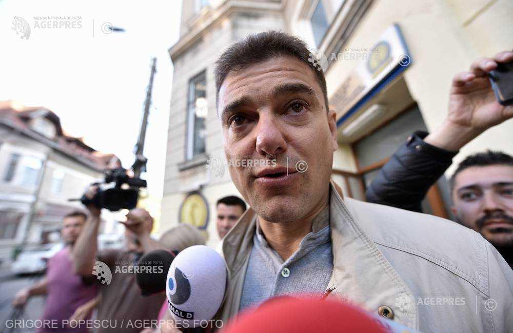 Cristian Boureanu, condamnat definitiv la un an şi nouă luni de închisoare cu suspendare pentru ultraj