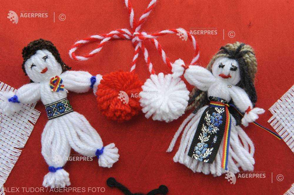 ROMÂNIA ÎN ANUL PATRIMONIULUI CULTURAL: Mărţişorul