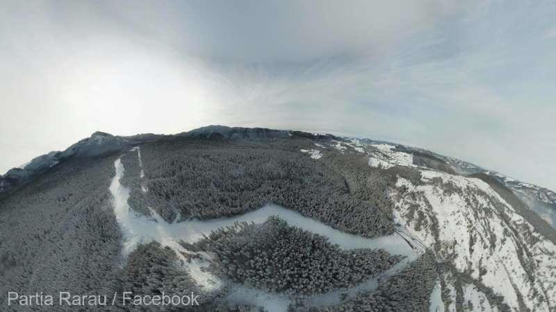 Suceava: Pârtia de schi de pe Rarău se deschide pe 5 ianuarie, susţin autorităţile locale