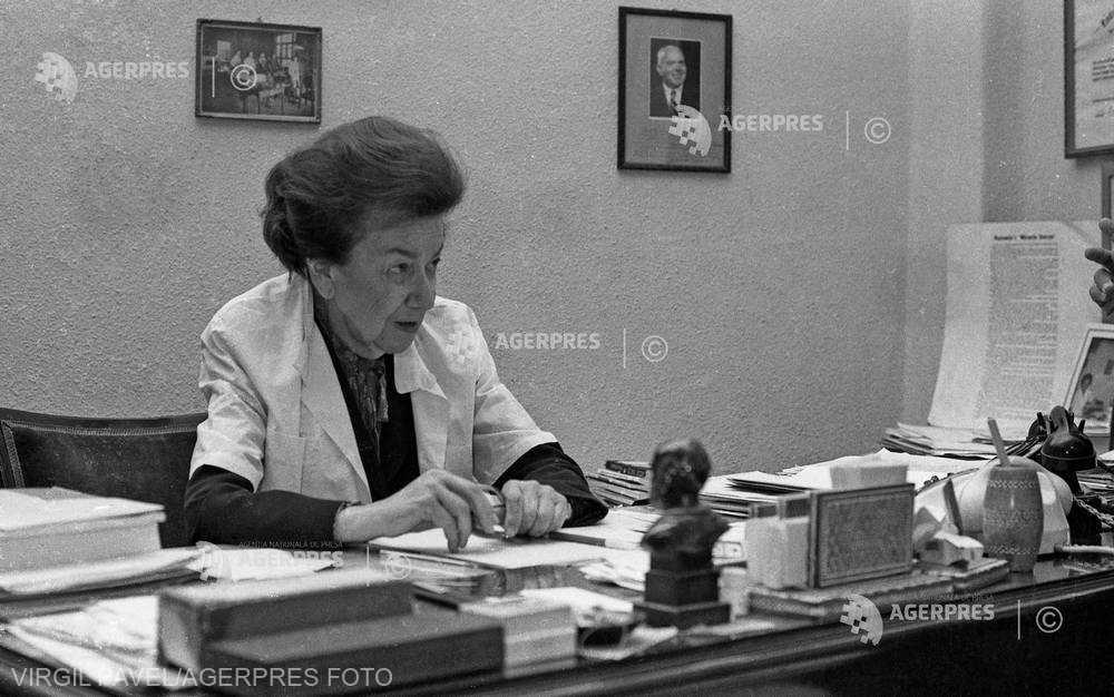 ROMÂNI CELEBRI: Medicul Ana Aslan, unul dintre pionierii gerontologiei medicale mondiale