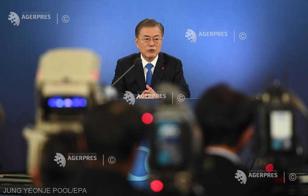 Coreea de Sud salută anunţul unui al doilea summit SUA - Coreea de Nord