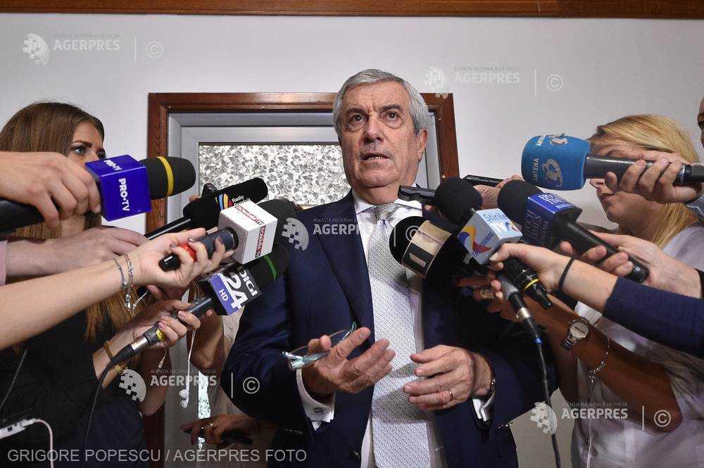 Tăriceanu: PSD-ALDE va discuta subiectul desemnării candidatului la prezidenţiale la începutul trimestrului al doilea