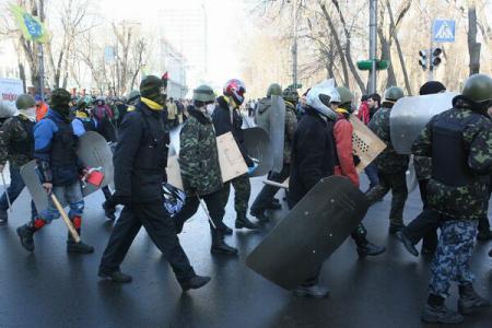 Ucraina: Manifestație - aplicarea imediată a legii de amnistie