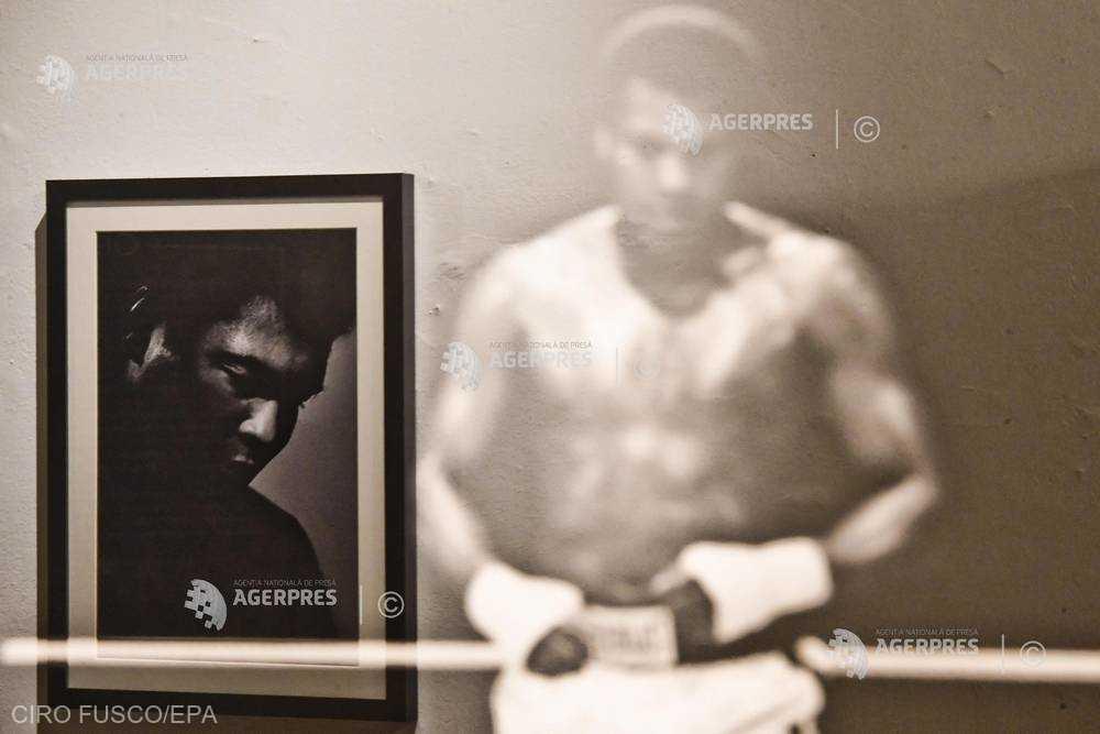SPORTIVI DE LEGENDĂ: Pugilistul Cassius Clay