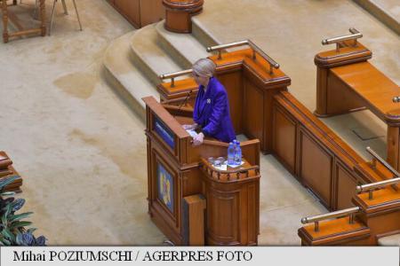 Turcan: Probabil că lui Liviu Dragnea i-ar fi tremurat mânuța dacă ar fi votat cele două ordonanțe
