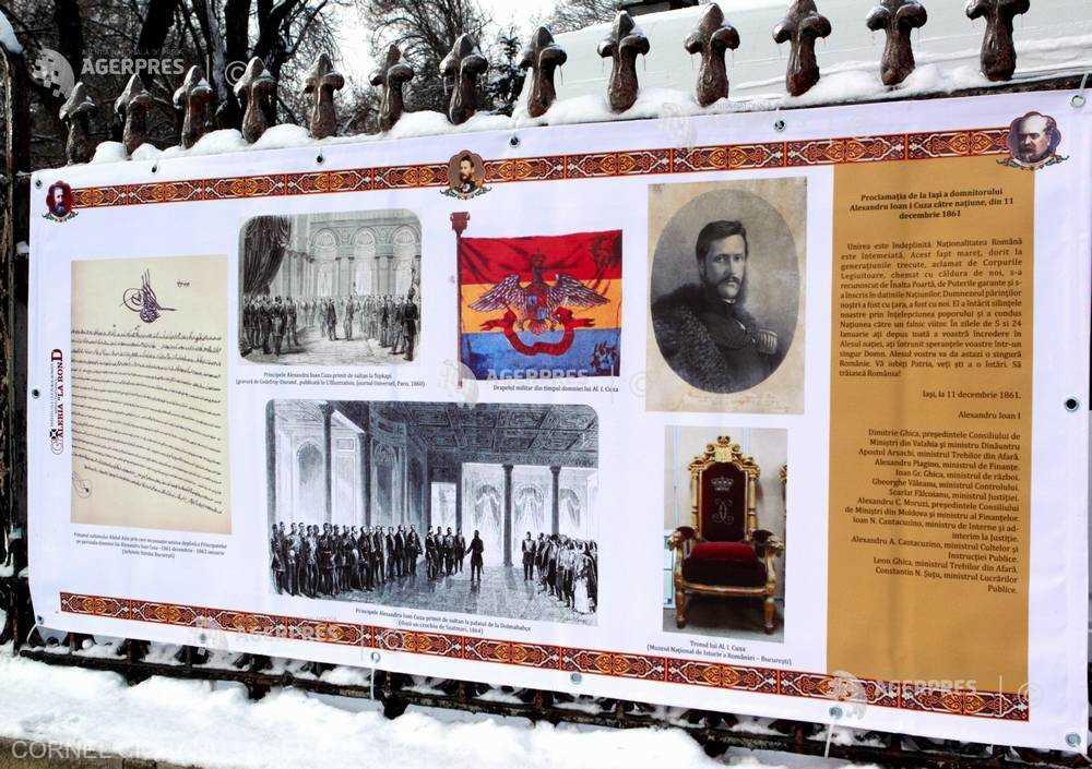 UNIREA PRINCIPATELOR ROMÂNE DIN 1859: Vasile Sturdza este numit primul prim-ministru al Moldovei