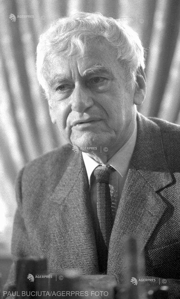 DOCUMENTAR: 95 de ani de la naşterea scriitorului Petru Dumitriu