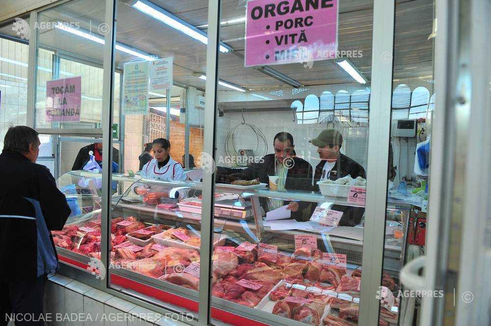 Polonia, Bulgaria şi România au cele mai mici preţuri la carne din UE