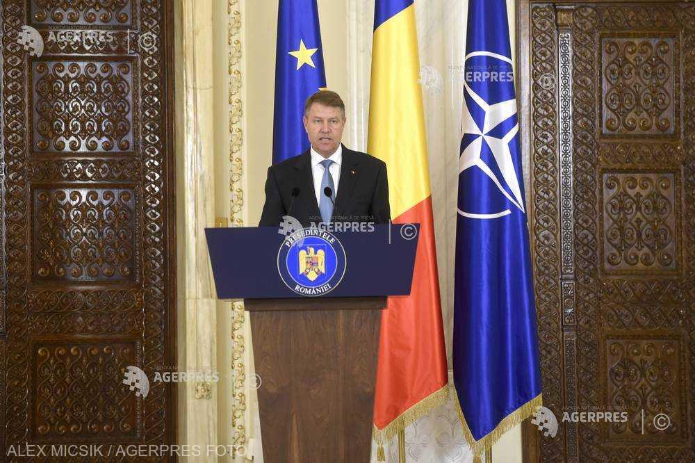 Iohannis: PSD trebuie să înţeleagă că actuala conducere a partidului şi a Guvernului este profund nocivă