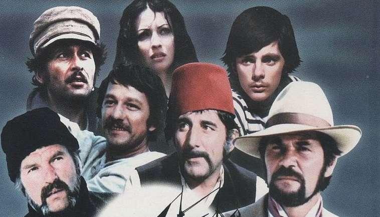 TEATRU ŞI FILME ROMÂNEŞTI: ''Toate pânzele sus'' (1976)