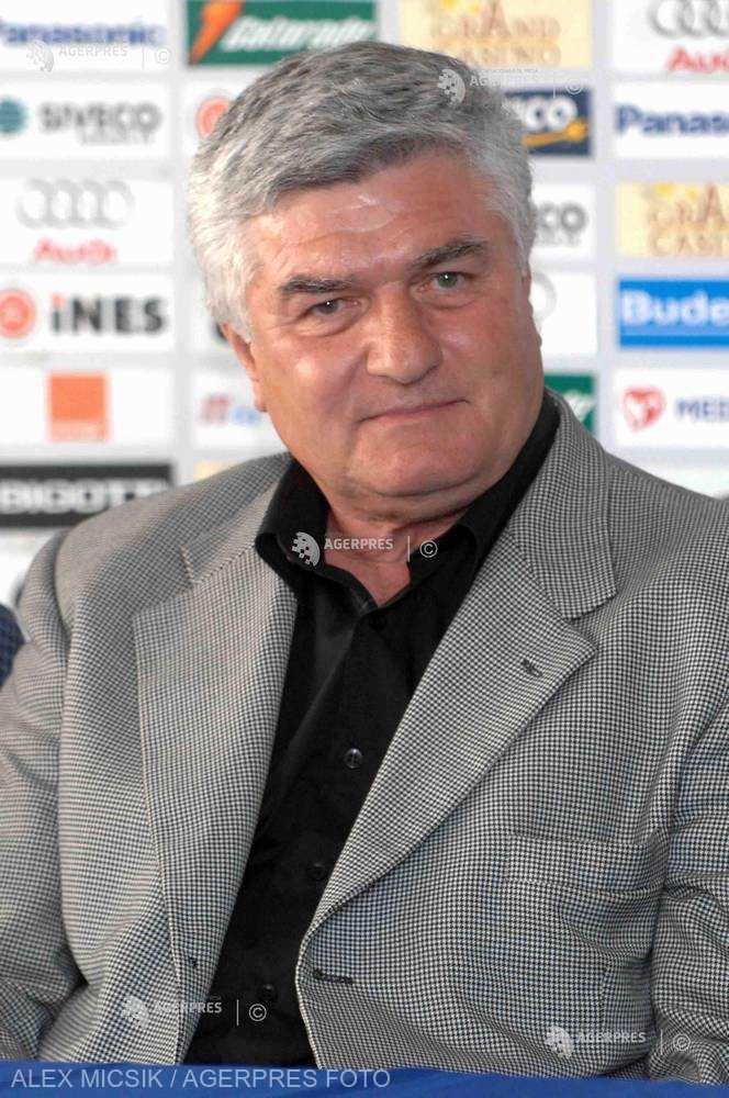 O PERSONALITATE PE ZI: Fostul fotbalist internaţional Ludovic Sătmăreanu