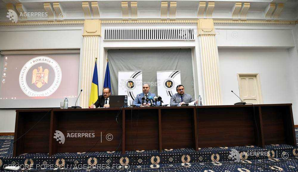 AEP: Pe 2 mai vor fi stabiliţi operatorii de calculator ai secţiilor de votare din ţară