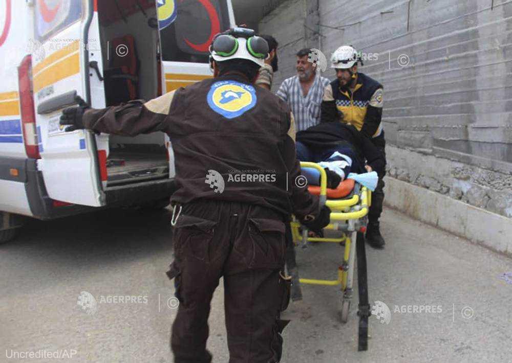 Siria: Tiruri de artilerie dinspre zonele controlate de Damasc contra unui post de observare turc (Ankara)