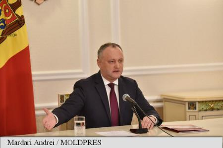 Președintele Republicii Moldova vrea ca limba rusă să redevină obligatorie în școli