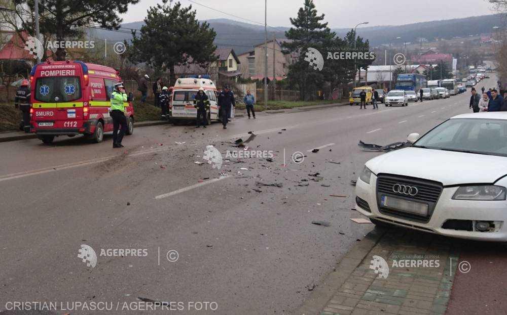 API: România continuă să fie pe primul loc în UE în privinţa mortalităţii din accidente rutiere (raport)
