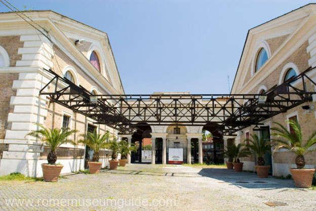 DOZA DE CULTURĂ: Muzeul de Artă Contemporană din Roma