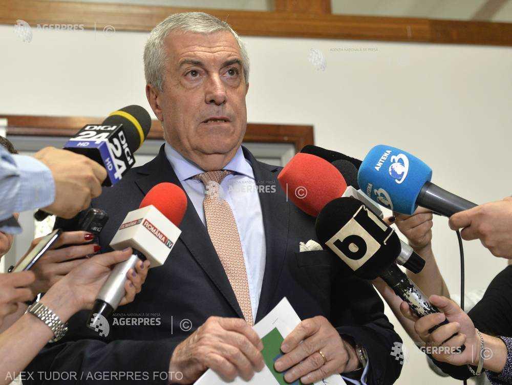 Tăriceanu, la CN al PSD: Cred că împreună putem să câştigăm alegerile prezidenţiale şi să îl învingem pe Iohannis