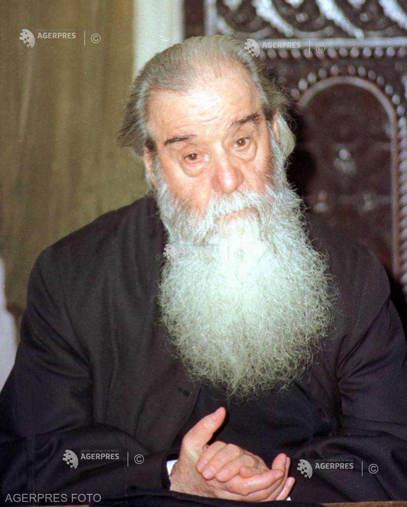 DOCUMENTAR: 15 ani de la moartea părintelui Constantin Galeriu