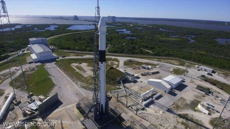 Lansarea unei rachete, amânată din cauza unor probleme în alimentarea cu energia electrică pe ISS