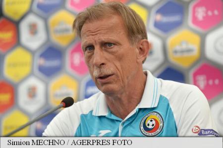 Fotbal - CM 2018: Lotul României pentru meciurile cu Armenia și Muntenegru