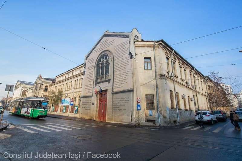 Iaşi: Consiliul Judeţean va reconsolida şi renova imobilul Filarmonicii