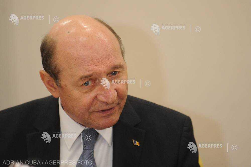 Băsescu: PMP este împotriva diminuării subvenţiilor UE pentru agricultură; ideea înfiinţării armatei europene-necredibilă
