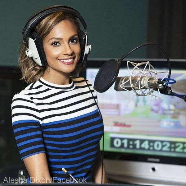 O PERSONALITATE PE ZI: Cântăreaţa şi prezentatoarea Alesha Dixon