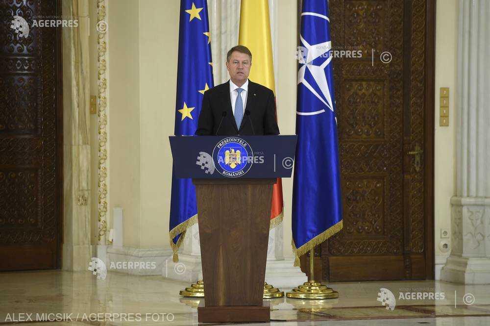 Iohannis: Românii ştiu să fie civilizaţi; nu-şi merită etichetele primite de la voci iresponsabile din politică