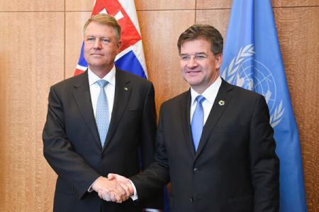 Președintele Iohannis: România susține eforturile de reformare a ONU