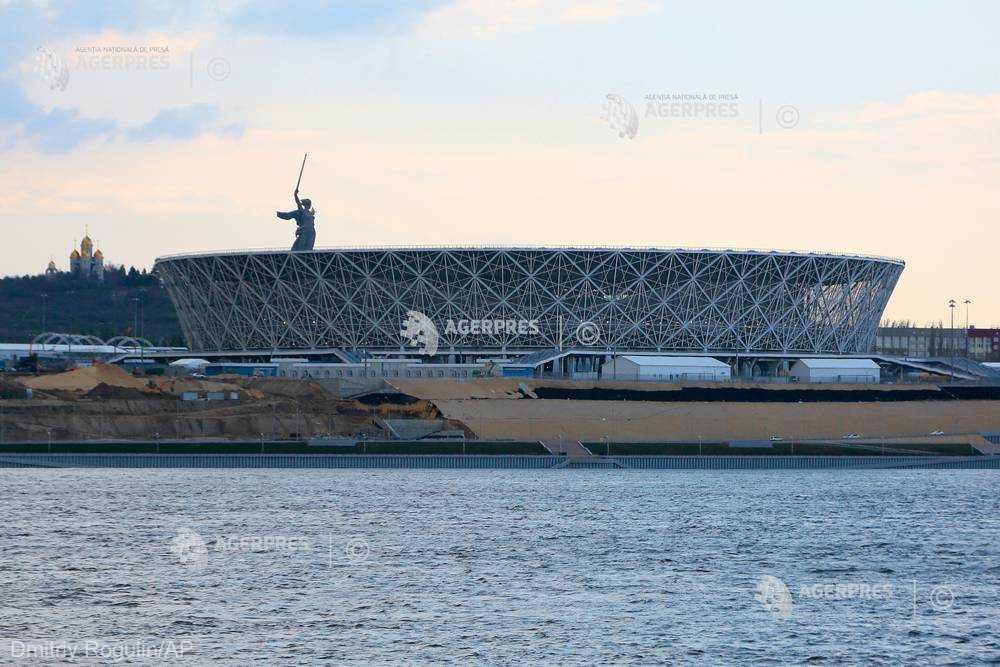 Stadioanele Cupei Mondiale de fotbal din Rusia 2018