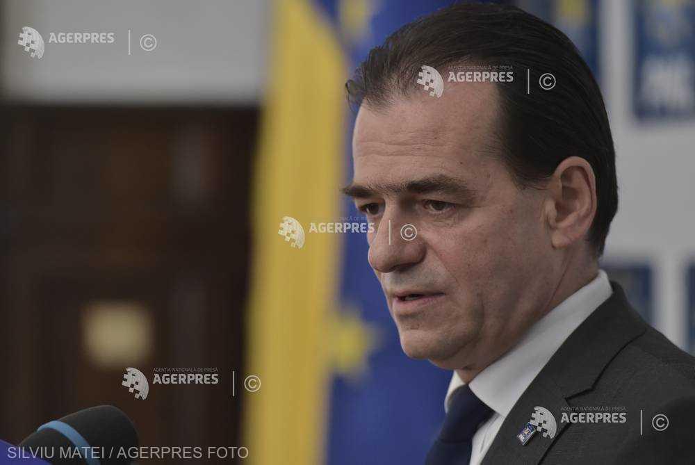 Ludovic Orban a reiterat că PNL îl susţine pe Klaus Iohannis pentru un nou mandat