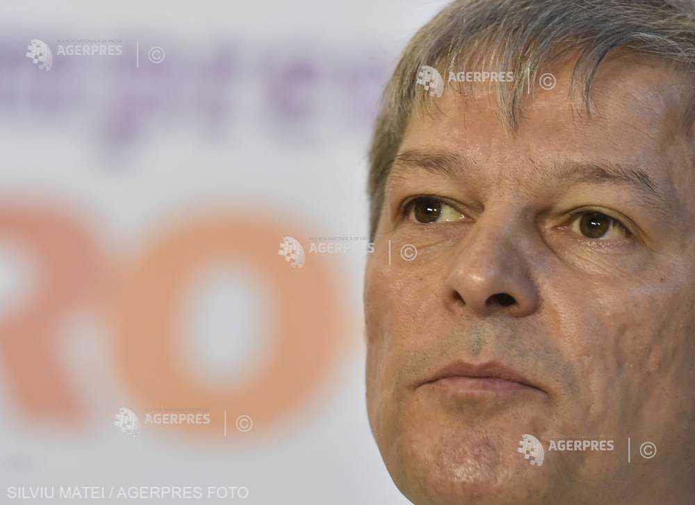 Iaşi: Dacian Cioloş - Sunt gata să candidez, nu mi-e teamă