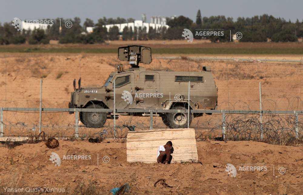 Israelul redeschide punctele de trecere cu Gaza după ce le închisese în urmă cu nouă zile