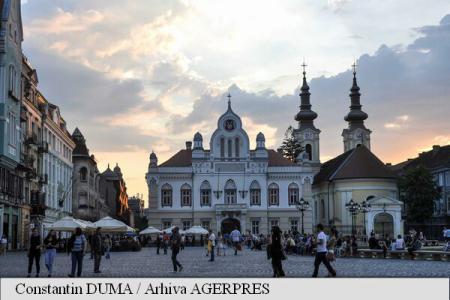 Timișoara ocupă locul trei național la numărul de turiști cazați în primul semestru, anunță primarul Robu