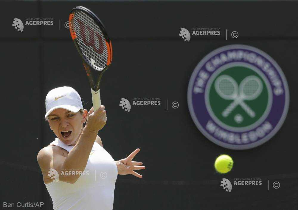 Tenis: Simona Halep, învinsă în turul al treilea la Wimbledon