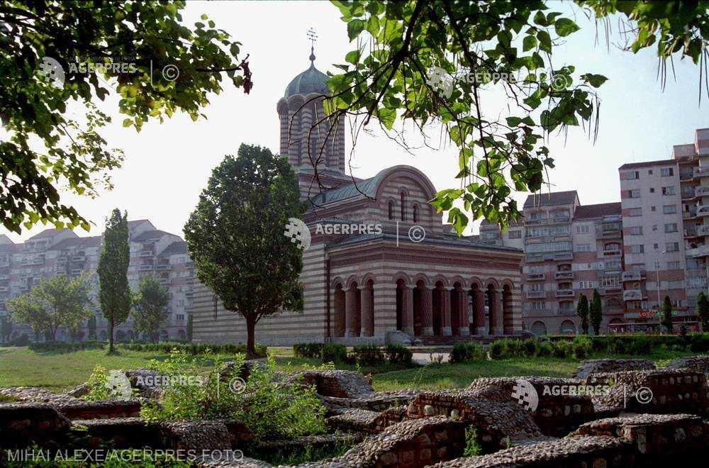 LĂCAŞURI DE CULT: Catedrala arhiepiscopală şi mitropolitană din Târgovişte